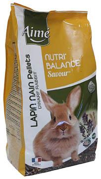 meilleure nourriture pour lapin