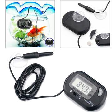 meilleur thermomètre d'aquarium