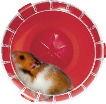 Roue pour hamster